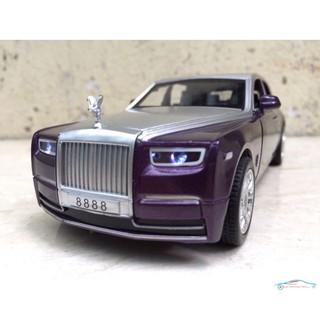 Mô hình xe Ô TÔ Rolls-Royce Phantom VIII tỷ lệ 1:32