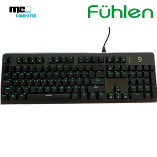 Bàn phím cơ Fuhlen Subverter RGB hàng chính hãng