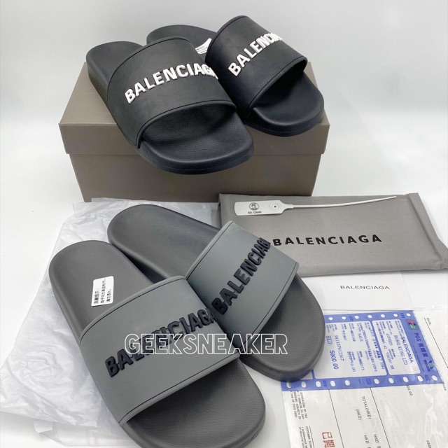 Dép Balenciaga Slides Full box + Phụ kiện