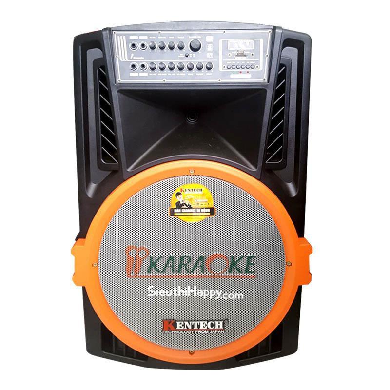 Loa kéo nhựa Kentech KN-609 - 21654921 , 2043739273 , 322_2043739273 , 6900000 , Loa-keo-nhua-Kentech-KN-609-322_2043739273 , shopee.vn , Loa kéo nhựa Kentech KN-609