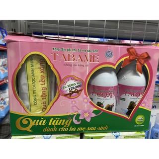 Set Xông Tắm 6 chai cho bà mẹ sau sinh
