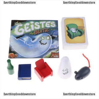 Geistes Blitz 1 Board Game 2-8 Players Family//Party Best Gift for Children/_vi