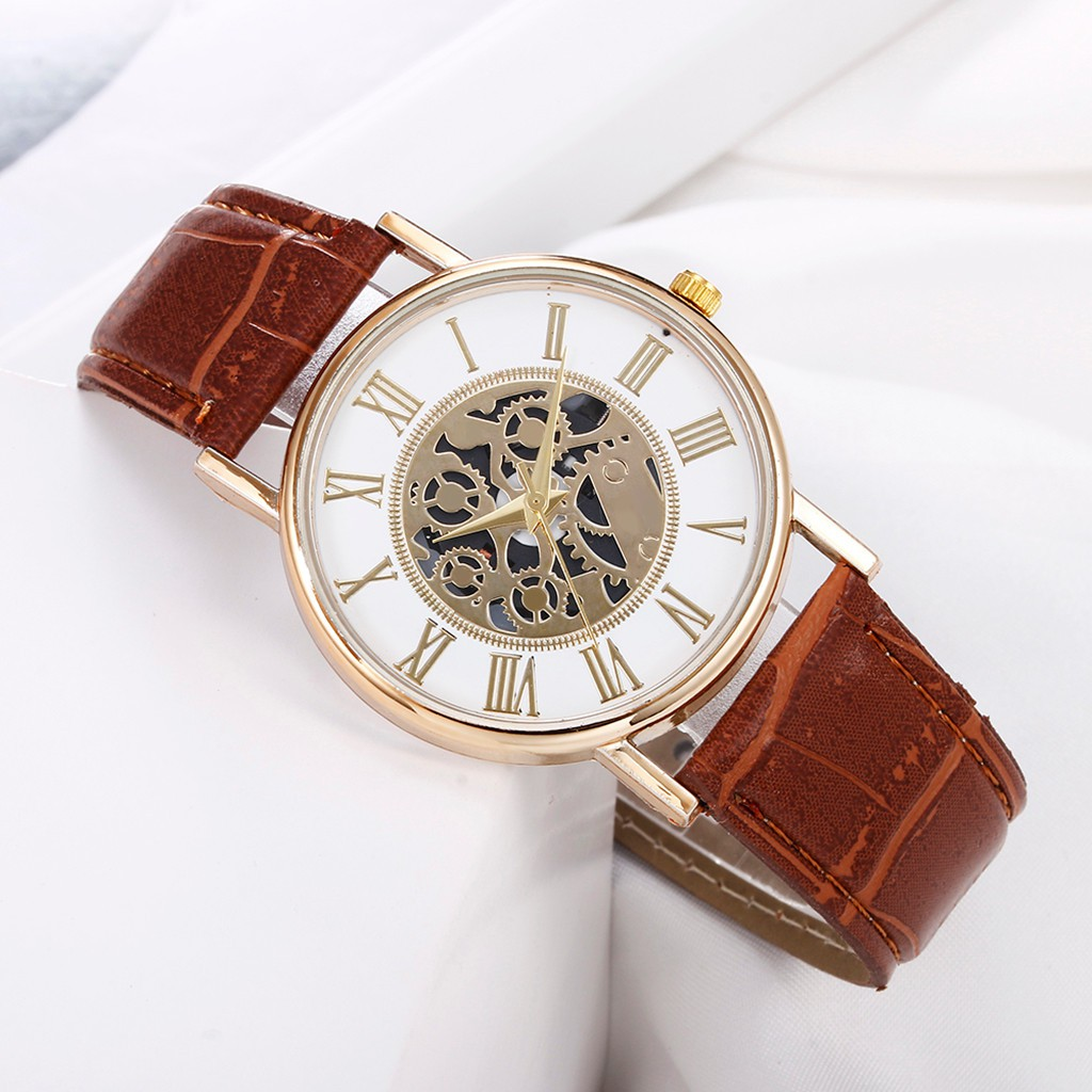Men's Watch Fashion Business Hollow Men's Watch 803