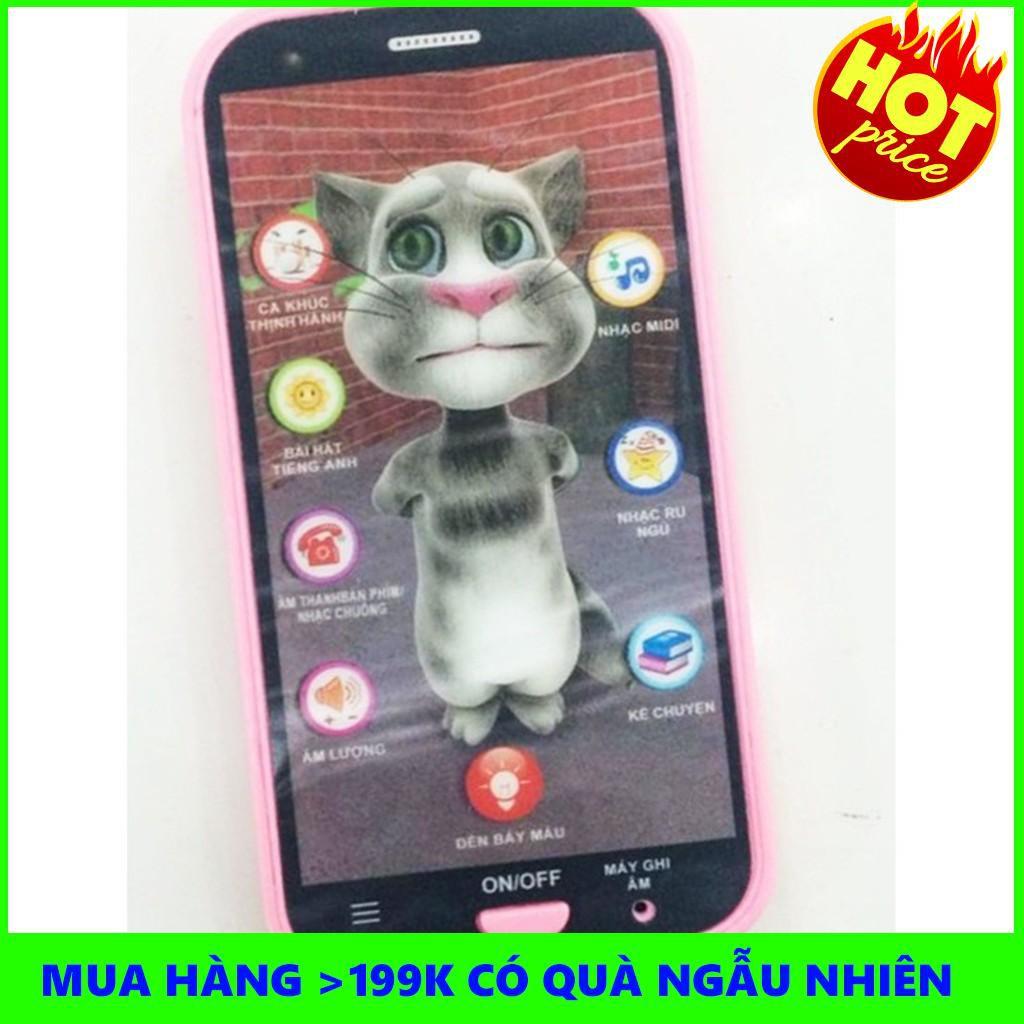 [ Giá Rẻ Nhất ] Điện thoại mèo tôm biết nói ( Màu ngẫu nhiên )