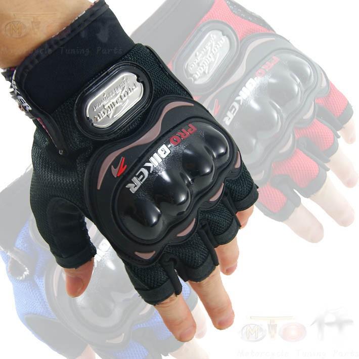 Găng tay xe máy Probiker cụt ngón