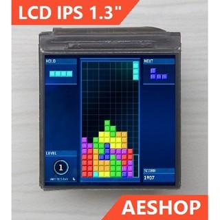 LCD IPS 1.3 Inch tích hợp khe cắm thẻ nhớ Micro SD