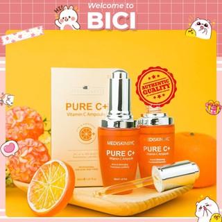 Tinh Chất Dưỡng MediskinbyC Pure C+ Vitamin C Ampoule (30ml) thumbnail