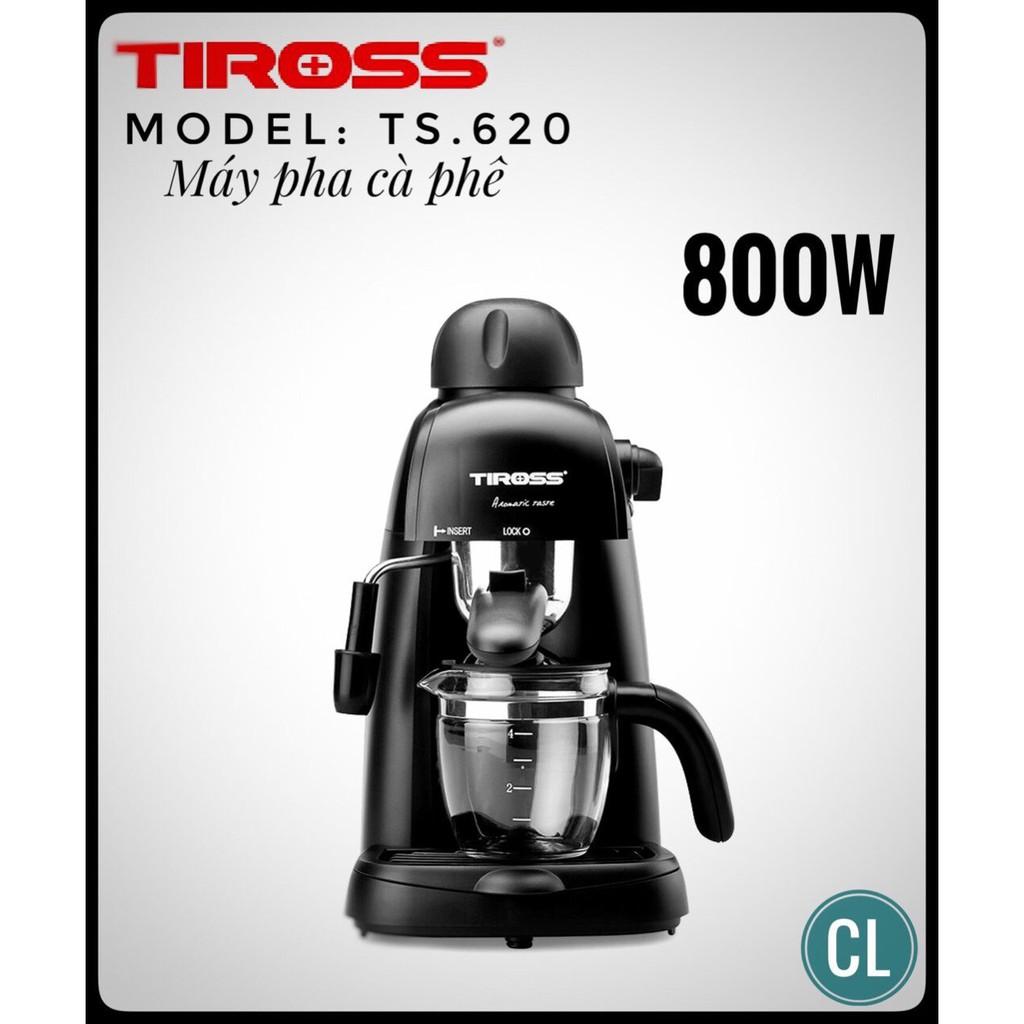 [Mã ELHAF300 giảm tối đa 300K ] Máy pha cà phê expresso Tiross TS620
