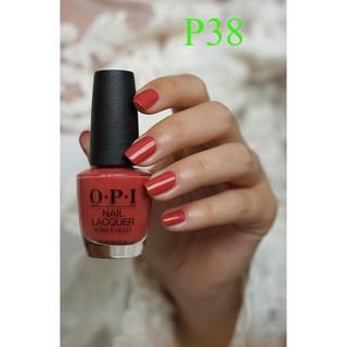SALE 40% - sơn móng tay OPI ( P38) thumbnail