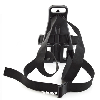 Accessories Anti Skid Back Holder Diving Snorkeling Durable Portable Strap Swimming Tank Bracket Oxygen Cylinder Support