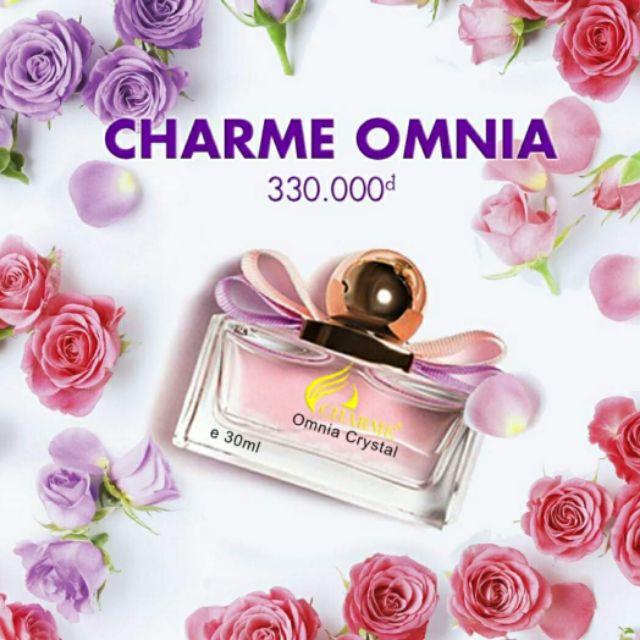 Nước Hoa Nữ CHARME OMNIA CRYSTAL