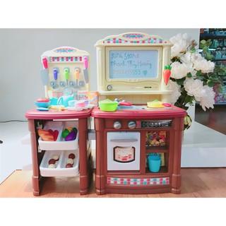 Bộ bếp Kitchen Toy 70 món