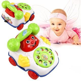Baby Music Cartoon Phone Educational Developmental Toy