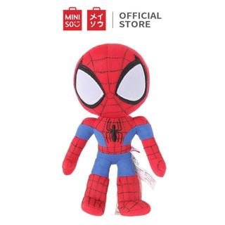 Thú bông Miniso hình siêu anh hùng Marvel (Spider-Man) - Hàng chính hãng