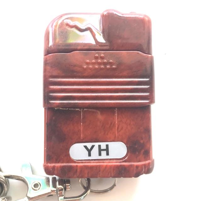 Remote tần số 310 học lệnh điều khiển cửa cuốn chống nước