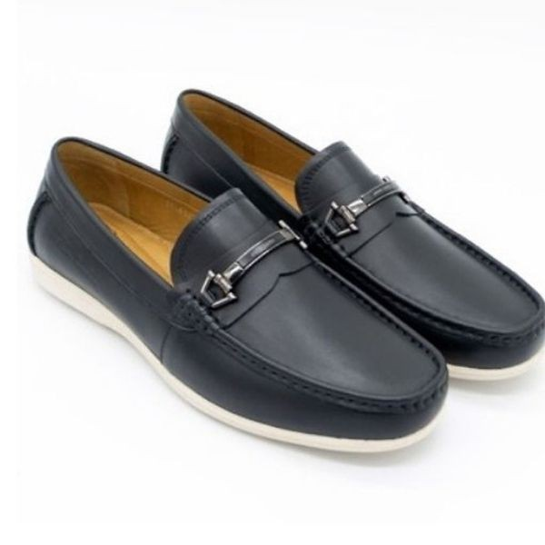 Giày lười nam Pierre Cardin PCMFWLE322BLK màu đen