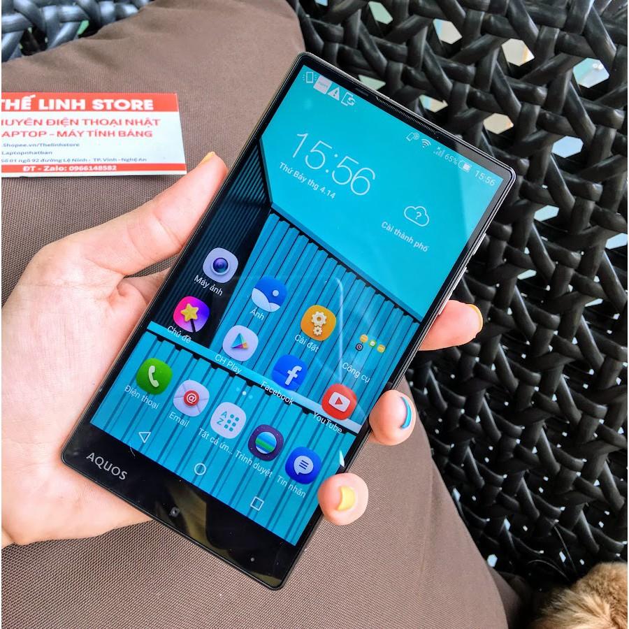 """Điện thoại Nhật Sharp Aquos Xx 404SH - Màn 5.7""""/Ram 3G/Rom 32G - 3487919 , 1073952286 , 322_1073952286 , 1888000 , Dien-thoai-Nhat-Sharp-Aquos-Xx-404SH-Man-5.7-Ram-3G-Rom-32G-322_1073952286 , shopee.vn , Điện thoại Nhật Sharp Aquos Xx 404SH - Màn 5.7""""/Ram 3G/Rom 32G"""