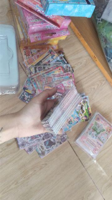 Combo Card Aikatsu