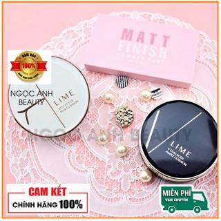 Phấn nước Lime Cushion Real Cover Pink - Hàn Quốc thumbnail