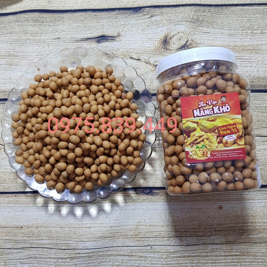 500Gr Đậu phộng da cá nước cốt dừa loại ngon (thơm - g