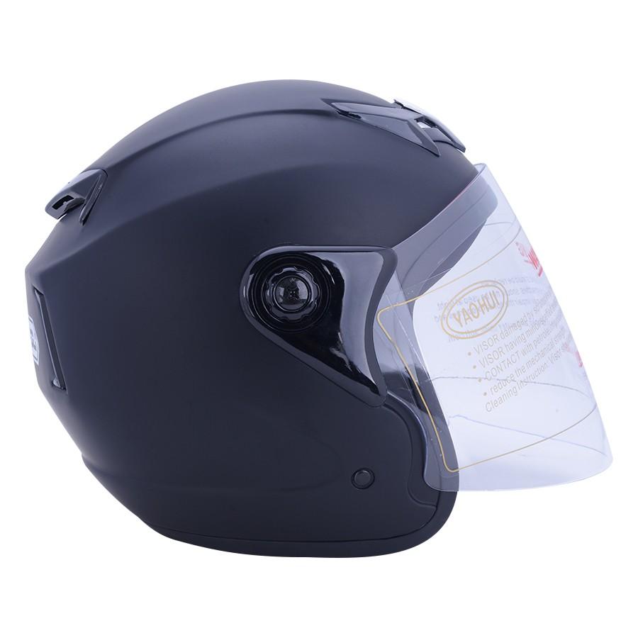 Mũ bảo hiểm FULL FACE NAPOLI tem kiểm đinh Quates 3( Kinh Trăng)_Hỗ trợ đổi màu
