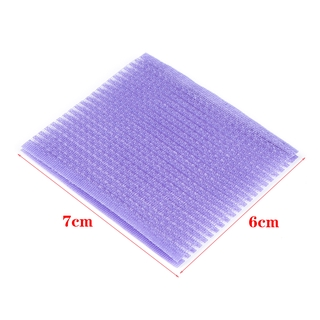 Sticker dán cố định tóc mái rửa mặt tiện lợi dễ sử dụng 3