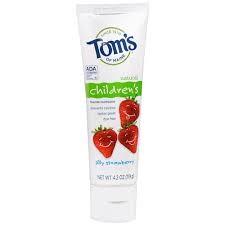 Kem đánh răng trẻ em Toms of Maine