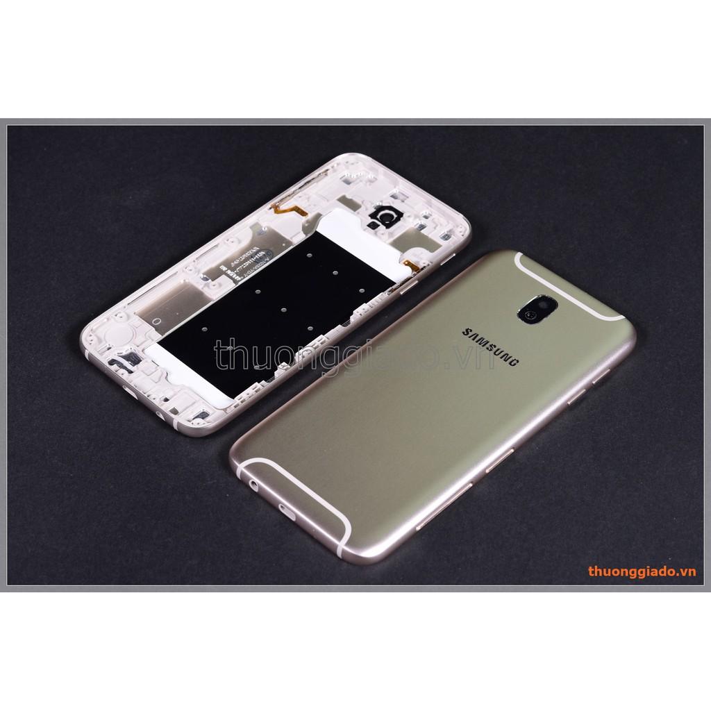Thay vỏ Samsung Galaxy J7 Pro/ J730 màu vàng