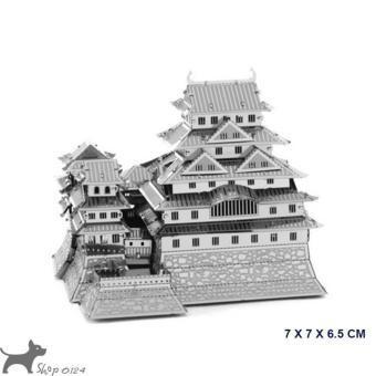 Đồ chơi mô hình lắp ghép 3D - lâu đài Himeji castle Nhật Bản | HÀNG MỚI