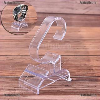 Giá trưng bày đồng hồ bằng nhựa trong suốt