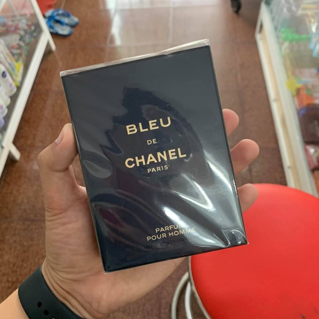 Thanh lý nước hoa chanel bleu 100ml