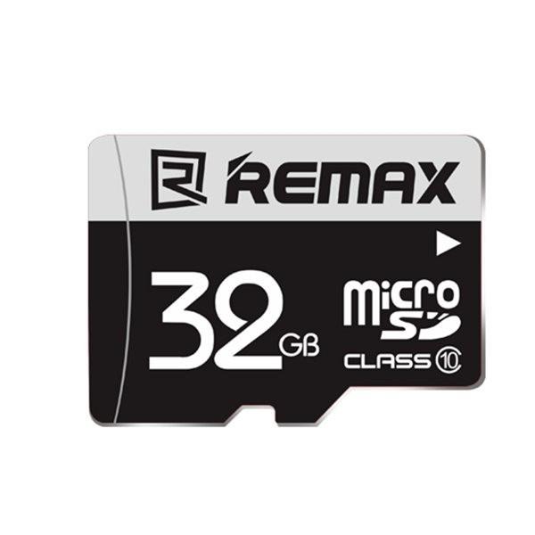 Thẻ nhớ MicroSD REMAX 32GB Class 10 - Hàng chính hãng - Bảo hành 12 tháng
