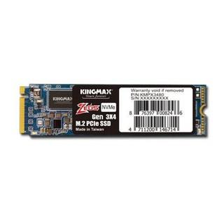 Ổ cứng SSD Kingmax PX3480 256Gb PCIe NVMe Gen 3x4 M2.2280 (Chính hãng Thủy Linh phân phối) thumbnail