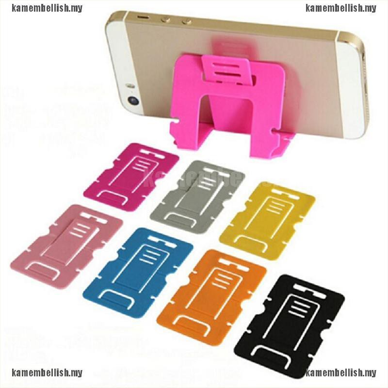Giá đỡ điện thoại thiết kế nhỏ gọn dễ sử dụng dành cho Iphone 6 Samsung