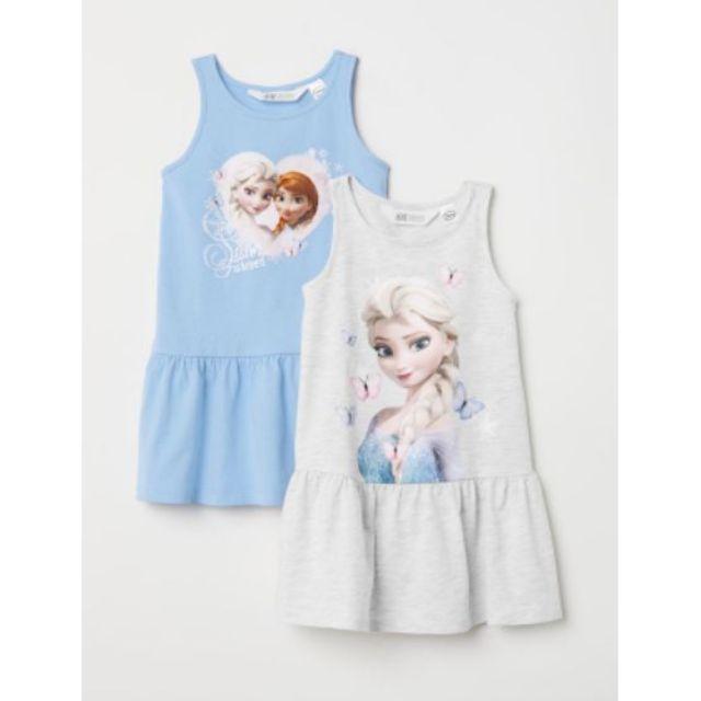 Váy h&m Ellsa cho bé gái