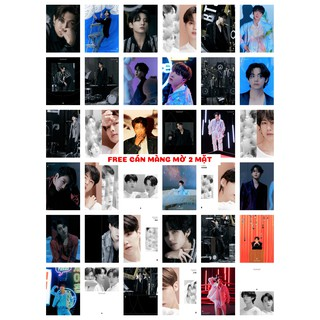 Lomo card 45 ảnh BTS - MAP OF THE SOUL : ONE