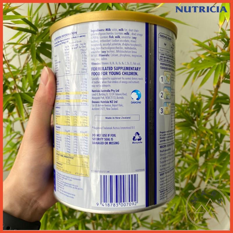Sữa Aptamil Profutara 900gr đủ số 1, 2, 3, 4 (Úc)