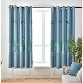 Yêu ThíchRèm treo cửa rèm che nắng lá và chữ cao 2m (nhiều size)