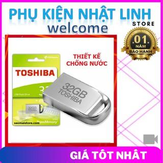 USB, USB 8GB/16GB/32GB 2.0 TOSHIBA, Hàng Chính Hãng Bảo Hành 2 năm