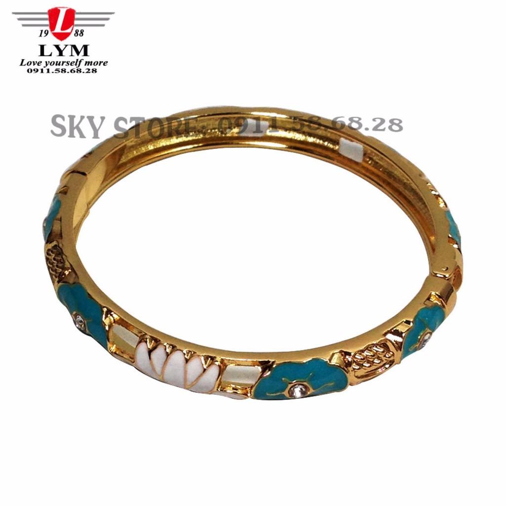 Vòng tay nữ mạ vàng không gỉ cá tính phong cách Hàn Quốc FC-988 (VÀNG) - 2552721 , 384510341 , 322_384510341 , 150000 , Vong-tay-nu-ma-vang-khong-gi-ca-tinh-phong-cach-Han-Quoc-FC-988-VANG-322_384510341 , shopee.vn , Vòng tay nữ mạ vàng không gỉ cá tính phong cách Hàn Quốc FC-988 (VÀNG)