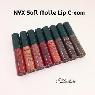 NYX - Son Kem Soft Matte Lip Cream thumbnail