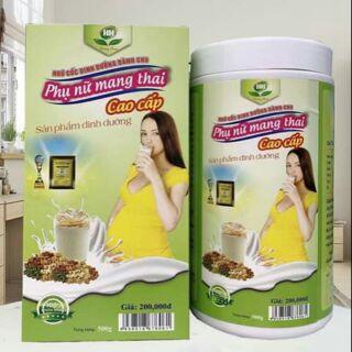 Ngũ cốc dinh dưỡng dành cho phụ nữ mang thai cao cấp
