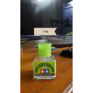 Tamiya extra thin cenment (quick setting)