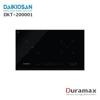 Bếp từ đôi Daikiosan DKT-200001 2 vùng nấu công suất 4200W