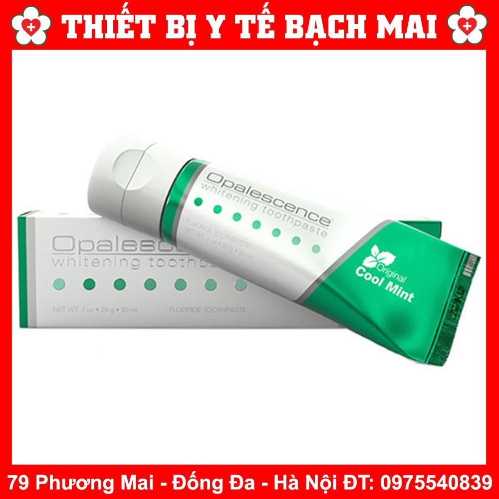 Kem Đánh Răng Duy Trì tẩy Trắng Răng Opalescence Whitening Toothpaste MỸ [Tuýp 28,35g]