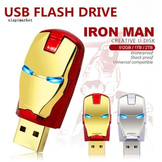 Usb 2T Iron man