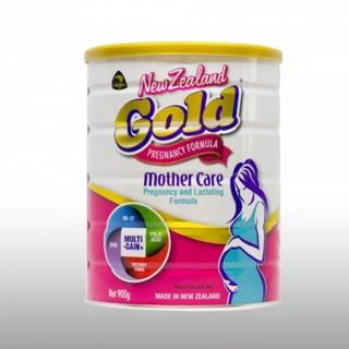 Sữa bột Newzealand gold mumcare cho phụ nữ mang thai và cho con bú 900gr thumbnail