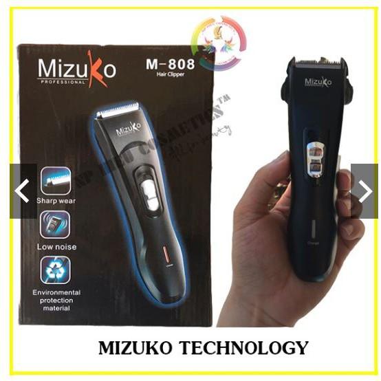 Tông đơ cắt tóc Mizuko - M808 - 2450995 , 1269607662 , 322_1269607662 , 260000 , Tong-do-cat-toc-Mizuko-M808-322_1269607662 , shopee.vn , Tông đơ cắt tóc Mizuko - M808