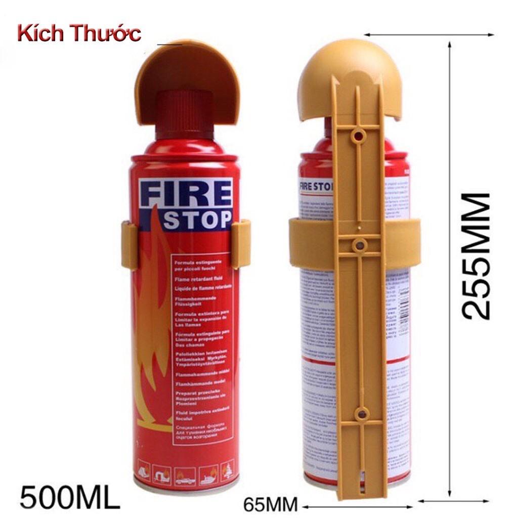 Bình Chữa Cháy Mini Xe Ô Tô – Dung Tích 500ML