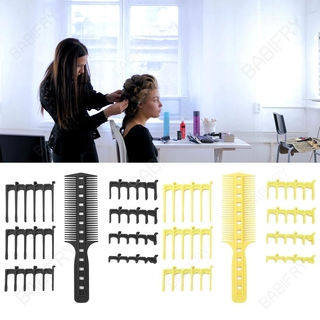 (✯Babifry)Scissor Clipper Over Comb Barber Tool for Better Easier Faster Hair Cutting
